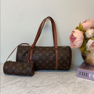 Handbags - Louis Vuitton Papillion Bag Set